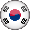 south-korea-flag-3d-round-small
