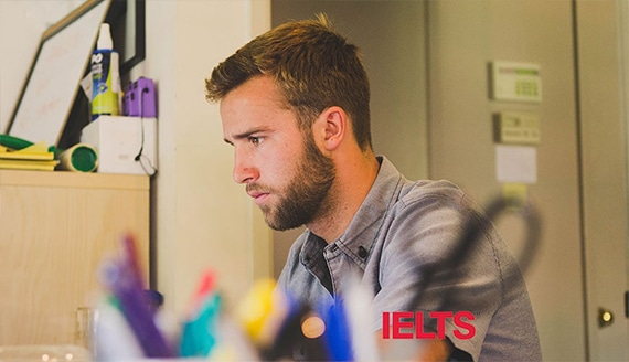 IELTS Exam Preparation Course (FULL TIME)